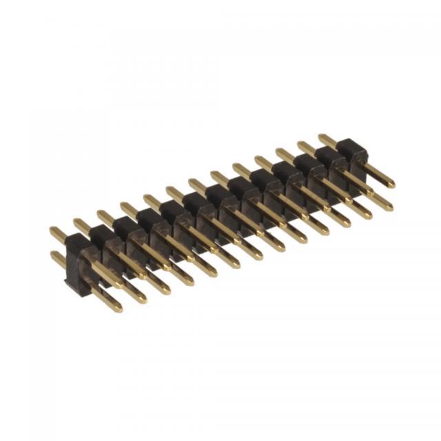 2 X 13G RM=2.0mm Stiftleiste