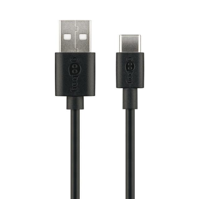USB-C töltő+SYNC kábel 1m