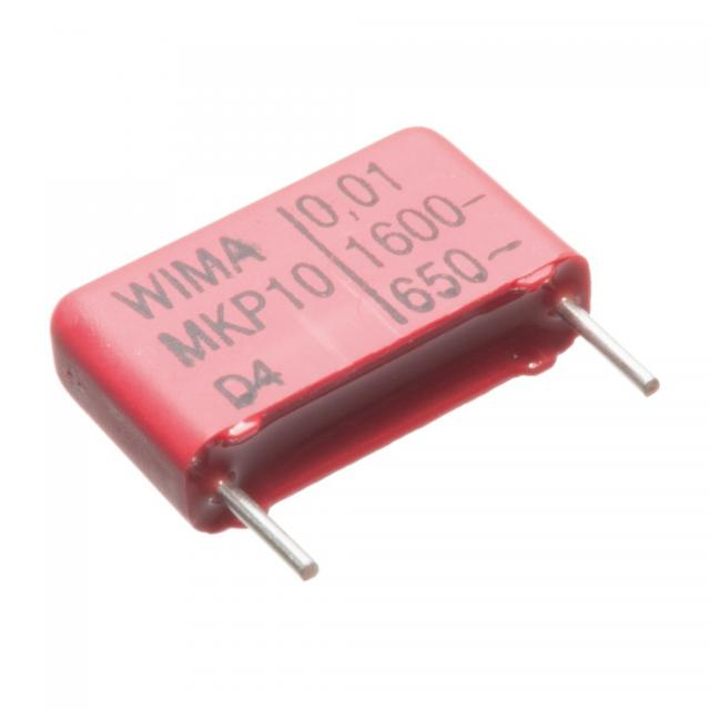 1 nF 1600/650V ±10% MKP-10 RM=10mm